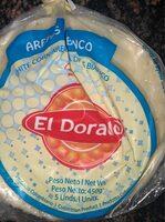Arepa de maiz blanco - Prodotto - es