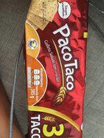 Paco taco - Prodotto - es