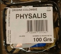 Physalis Goldenberry - Product