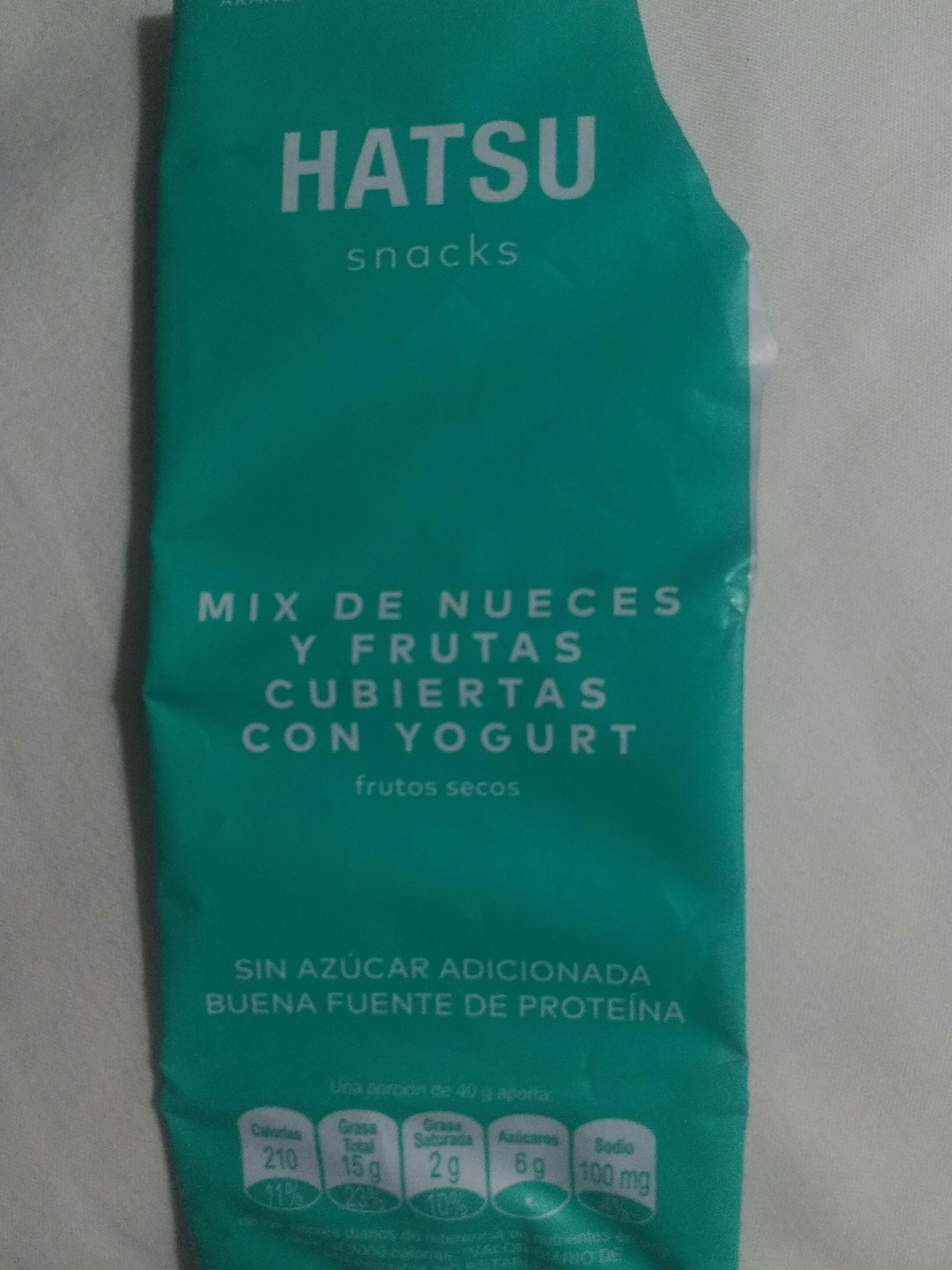 HATSU snacks - Product - en
