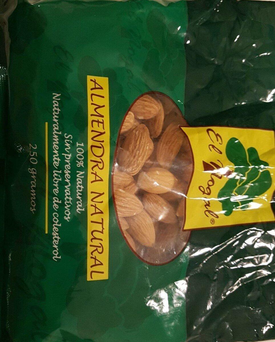 Almendra natural - Product