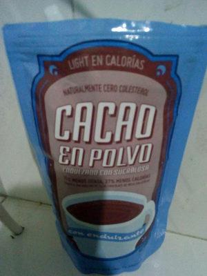 Cacao en polvo - Product