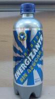 Bebida Energizante sin Azúcar - Product
