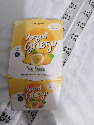 yogurt griego - Product - es
