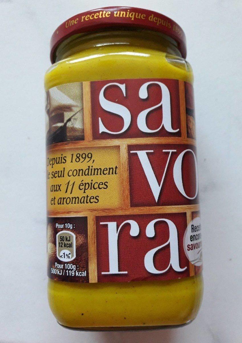 SAVORA - Product - fr