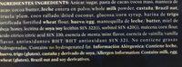 Bombones Surtidos Caja X 300GR - Ingrédients - en