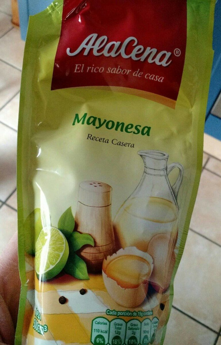 Mayonesa - Producte - fr