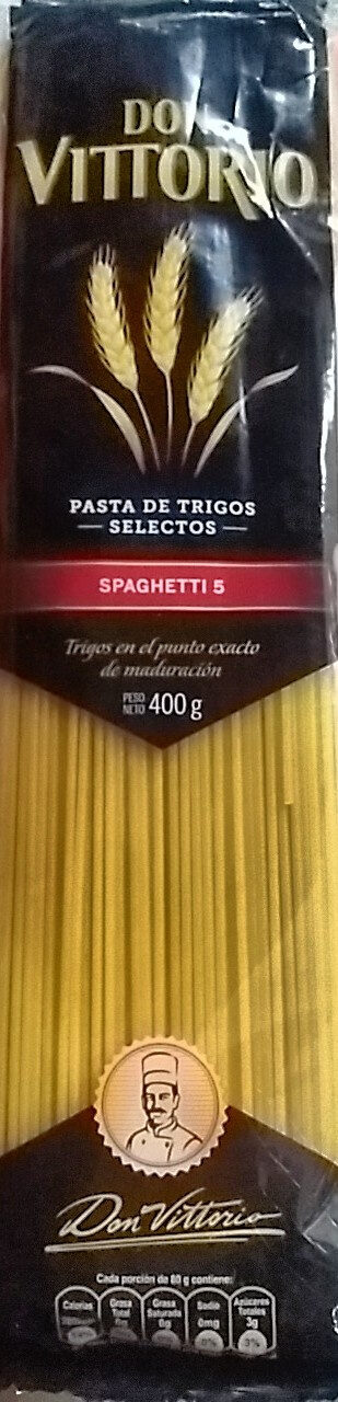 Spaguetti 5 - Produit - es
