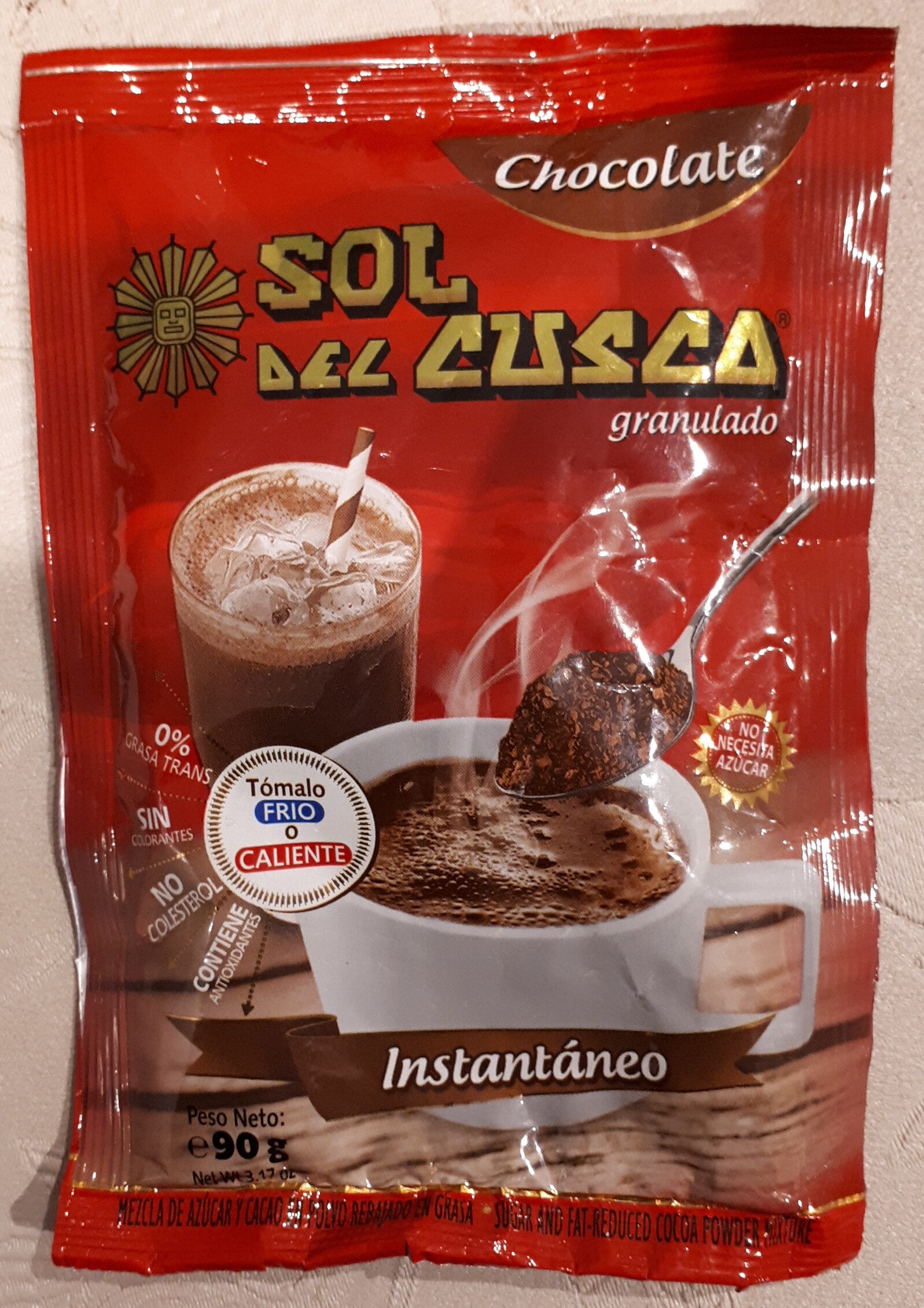 Chocolate - Product - es