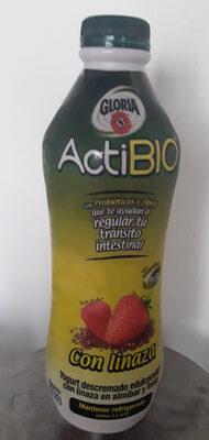 Yogurt Actibio - Produit - es