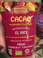 Cacao Cru En Poudre - Product - fr