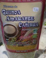 Flocons de Quinoa - Produit - fr