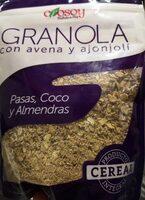 Granola con Avena y ajonjoli - Product