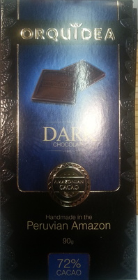 Dark chocolate - Produit - fr