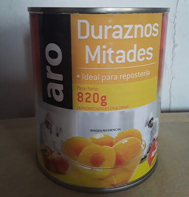 Duraznos Mitades - Produit - es