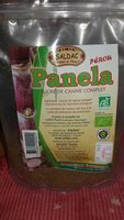 Panela sucre de canne complet bio - Prodotto - fr