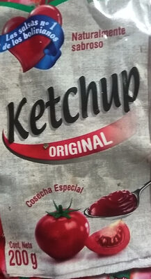 Ketchup - Produit - es
