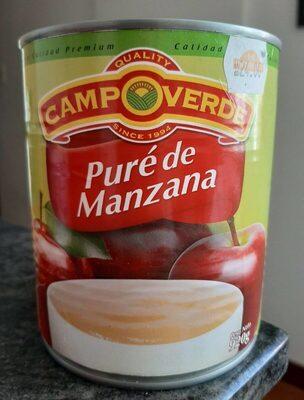 Puré de manzana - Product - fr