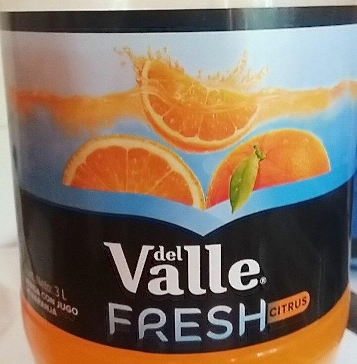 Del Valle Fresh Citrus - Produit - es