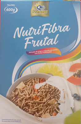 Nutrifibra frutal - Product - es