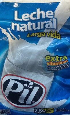Leche Natural Larga Vida - Product