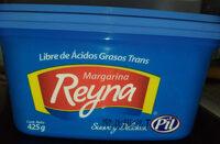 Margarina Reyna - Prodotto - es