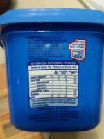 Margarina Reyna - Valori nutrizionali - es