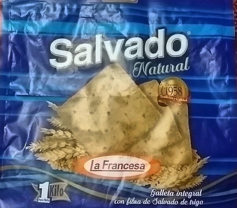 Salvado Natural - Produit - es