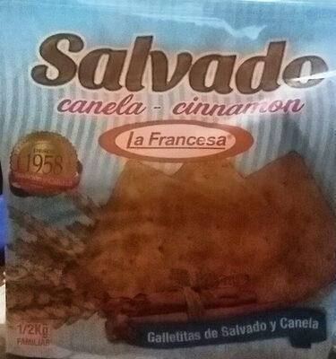 Salvado (canela - cinnamon) - Product - es
