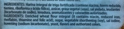 Salvado (canela - cinnamon) - Ingredients - es