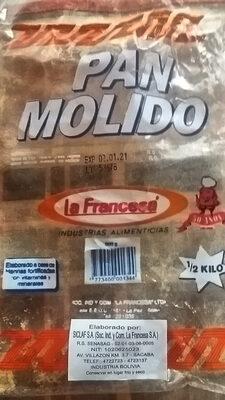 Pan Molido - Product