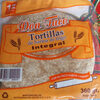 Tortillas de harina de trigo - Product