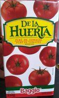 De la Huerta: puré de tomates - Prodotto - es