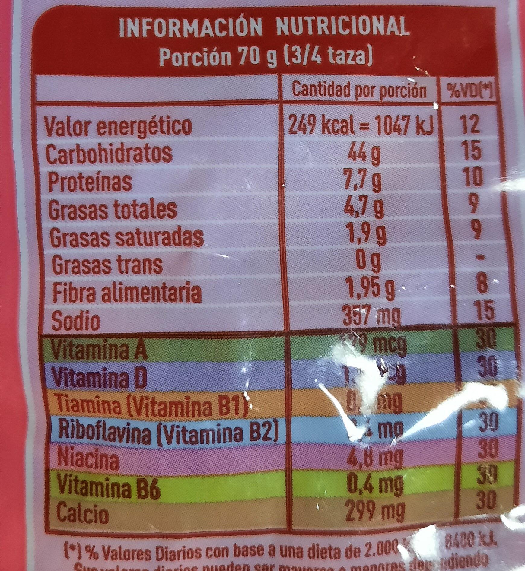 jamón y queso lucchettinis - Produit - es