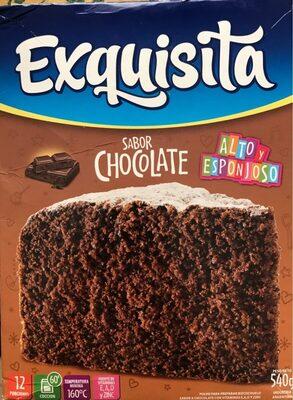 Chocolate alto y esponjoso - Producte - es