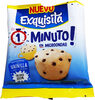 Bizcochuelo sabor vainilla con chips de chocolate - 1 Minuto Taza - Produit