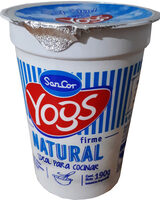 Yogs Firme Natural - Product - es