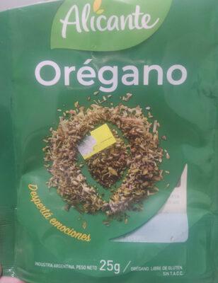 Orégano - Producto - es