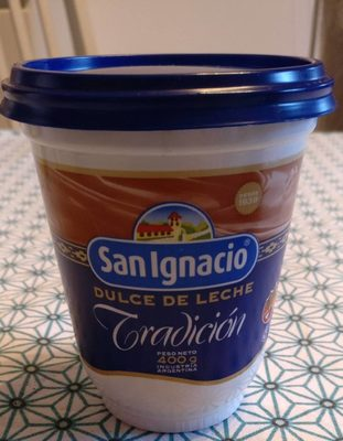 Dulce Leche San Ignacio X 400 G - Produit - fr