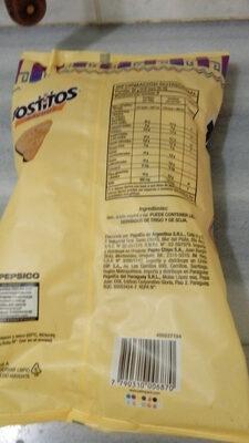 tostitos (nachos) - Product - es