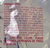 cheetos - Ingrediënten - es