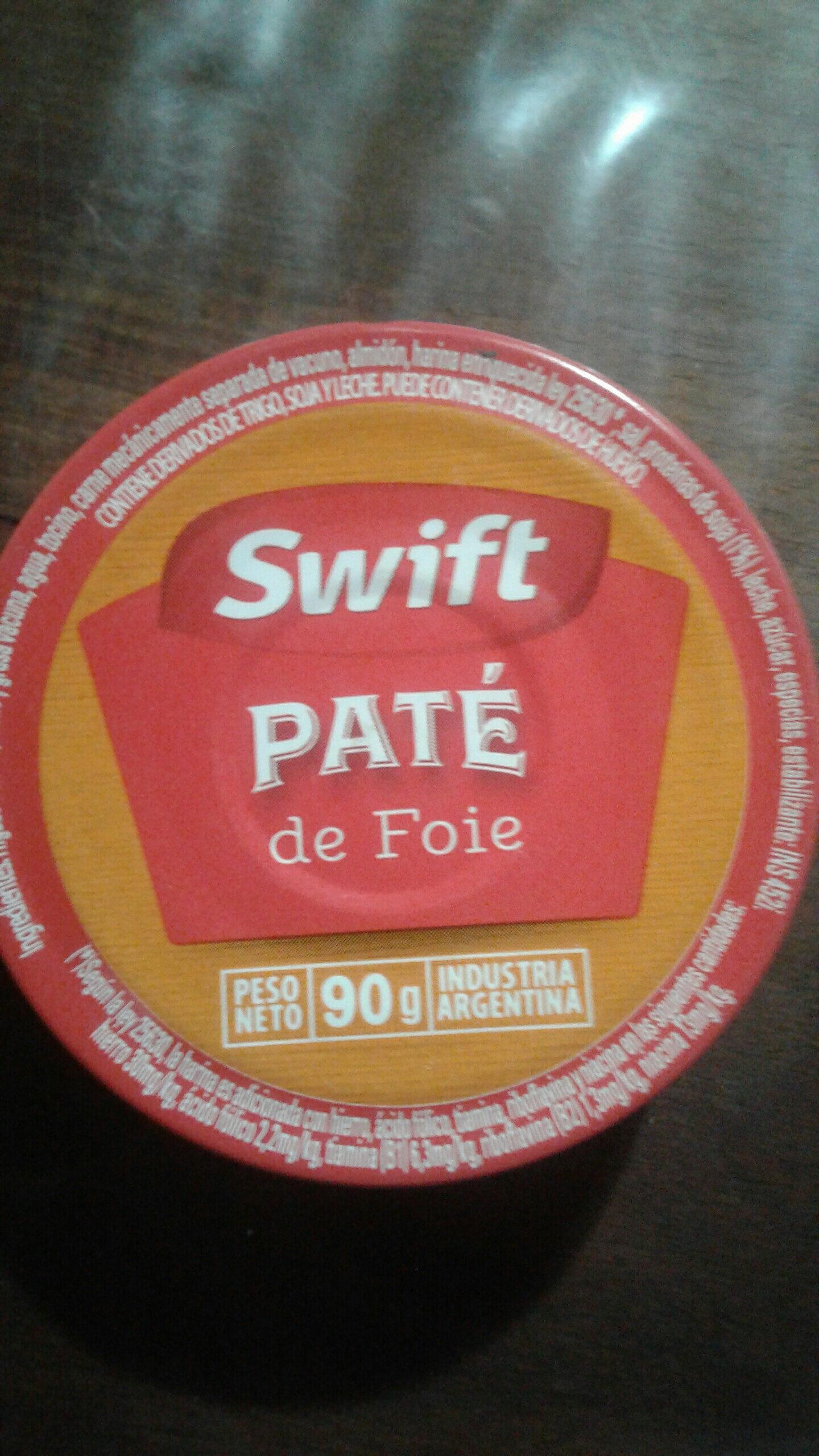 paté de foie - Product - es