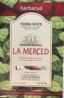 La Merced Barbacua Yerba Mate - Product - fr