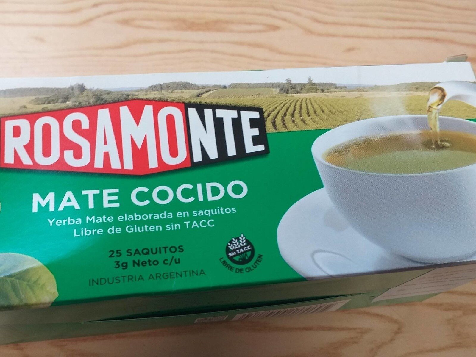 MATE COCIDO - Product - fr