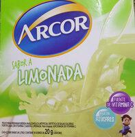 jugo en polvo limonada - Product - es
