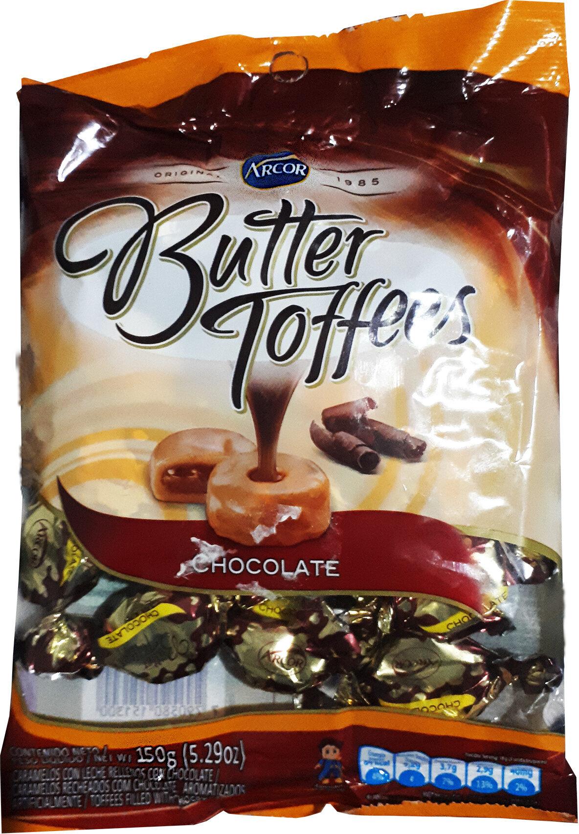 Butter Toffees Chocolate - Produto - en