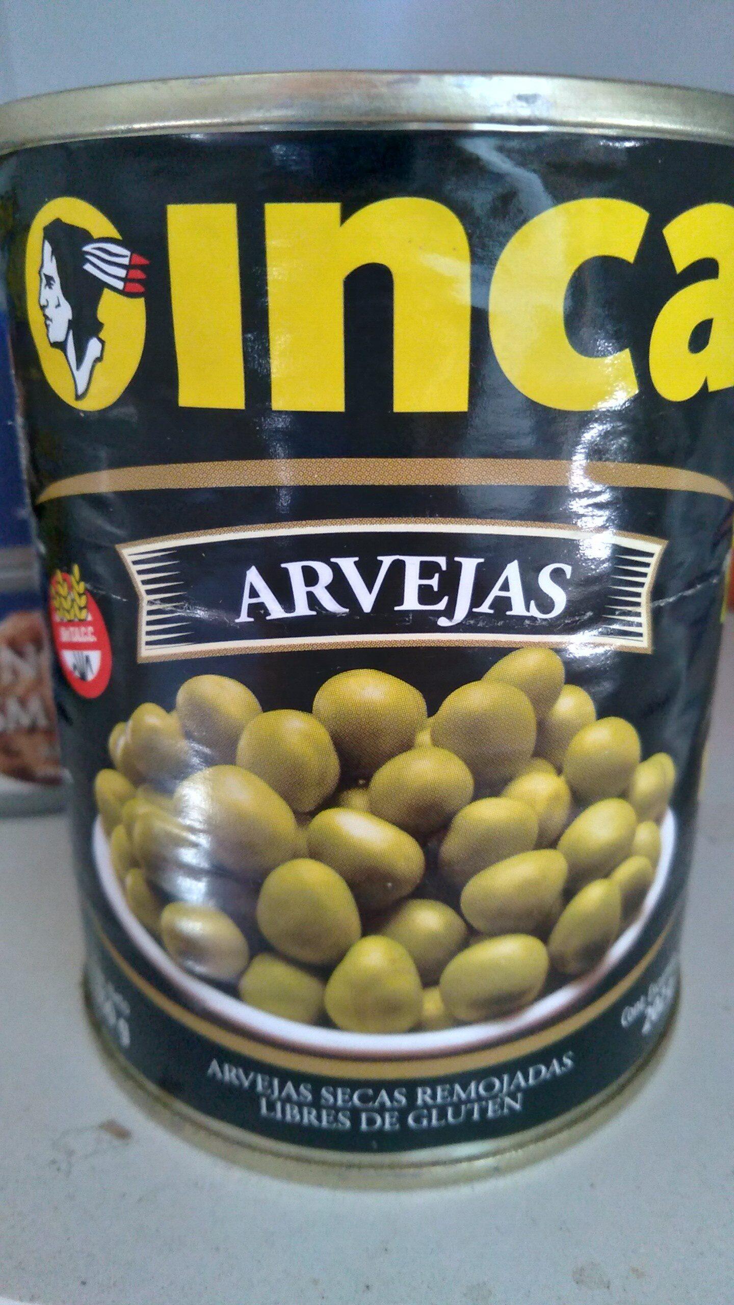 Arvejas - Produit - es