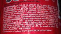 coca cola light - Ingredients - en