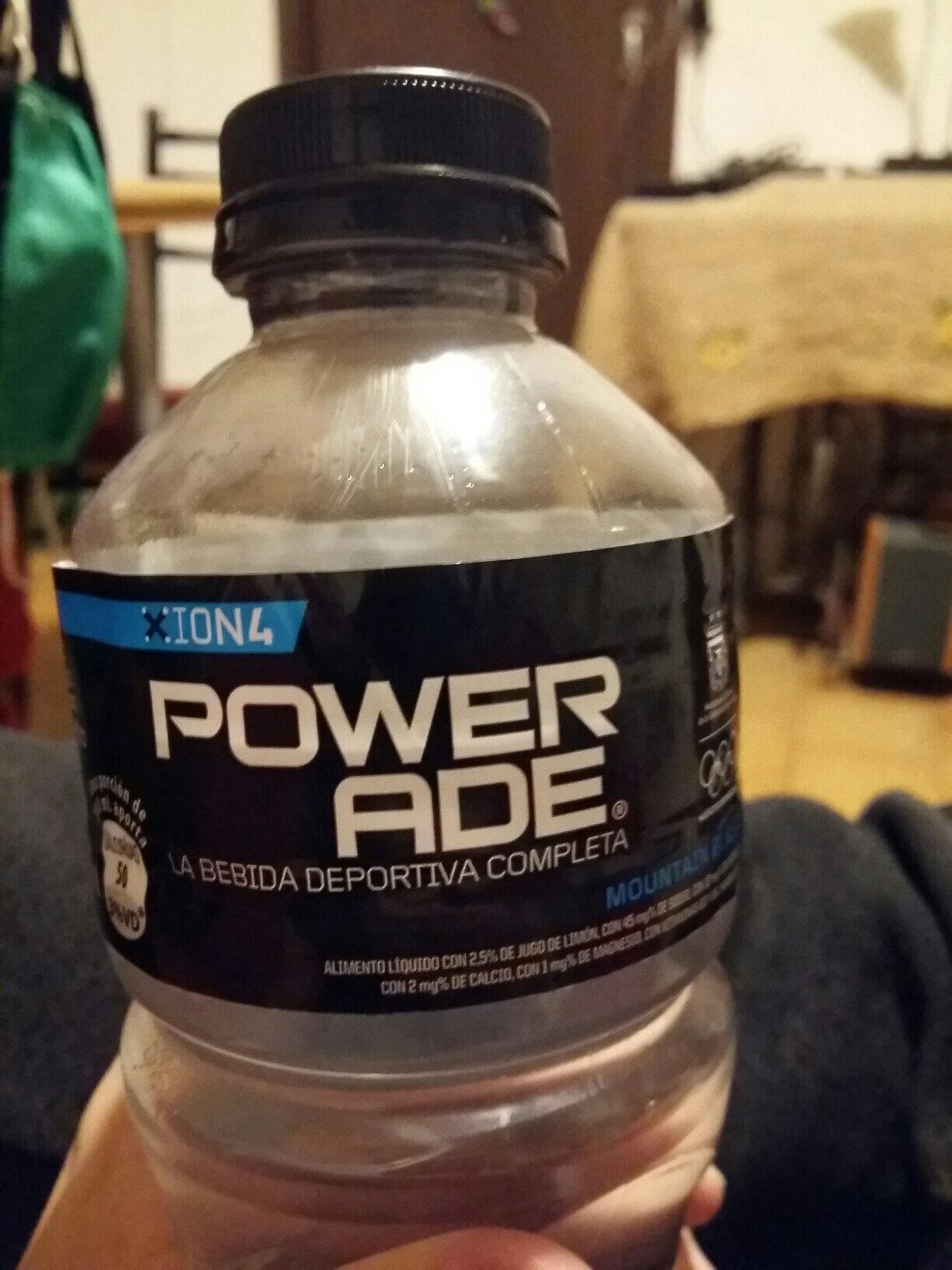 powerade - Produit - es