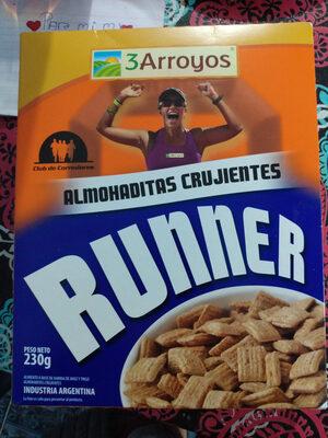 amohaditas crujientes runner - Product